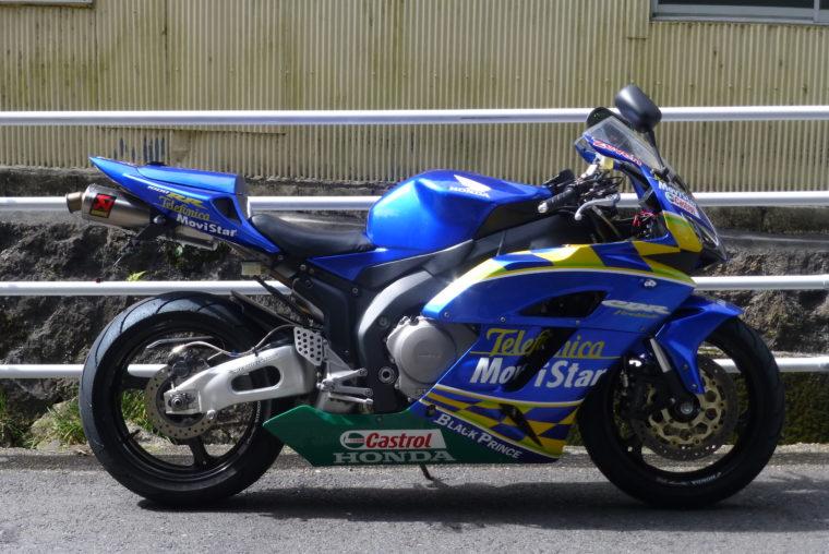 ホンダ CBR1000RR(SC57)