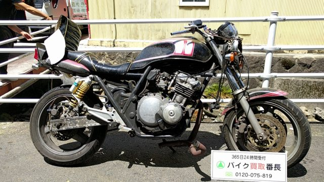 ホンダ CB400 スーパーフォア