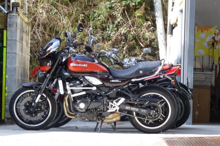 カワサキ Z900RS(ZR900C)