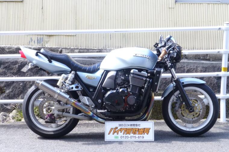 カワサキ ZRX1100(ZRT10C)