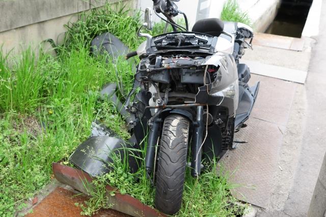 知って得する!バイクの廃車費用は無料にできる