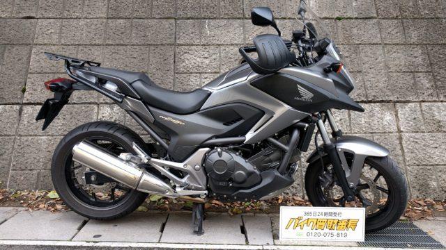 ホンダ NC750X(RC72)
