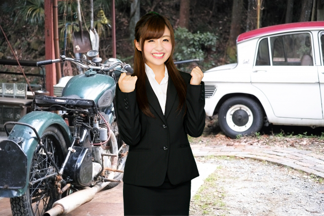 完全無料!滋賀県のバイク引き取り・処分はお任せください