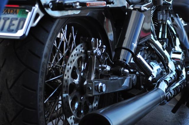 ナンバー・書類なしバイクの廃車手続き方法