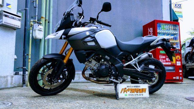 スズキ V-Strom1000 ABS(EBL-VU51A)