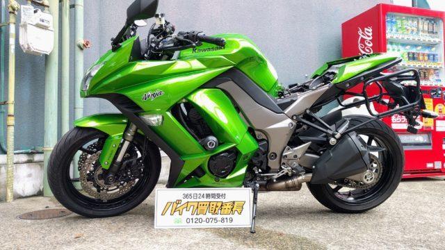 カワサキ ニンジャ1000(ZX1000GDF)