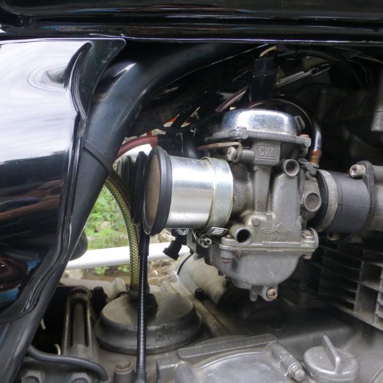 バイクのエンジンが止まる原因と第一にすべき対処法