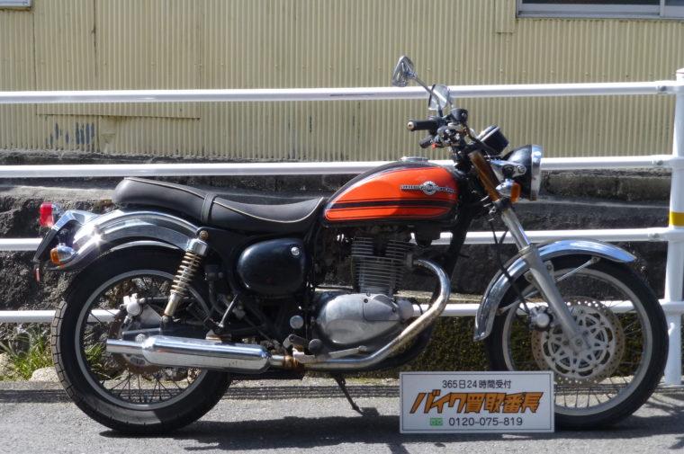 カワサキ エストレヤ(BJ250J)