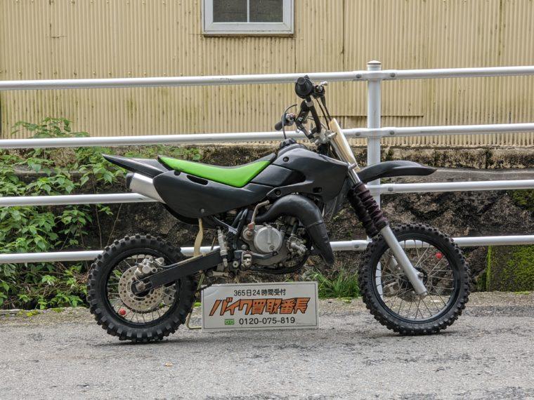 カワサキ KX65