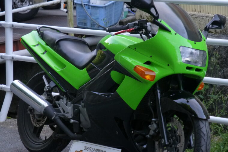 カワサキ ZZ-R250(EX250H)